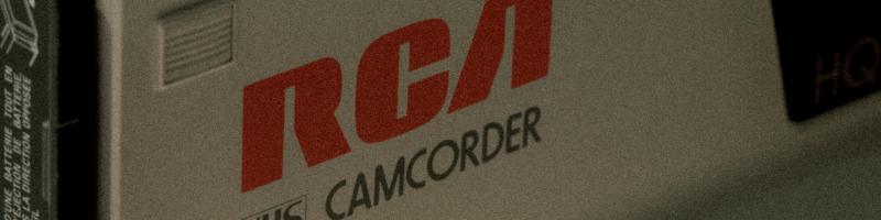 video, camcorder, groundworks, digitize